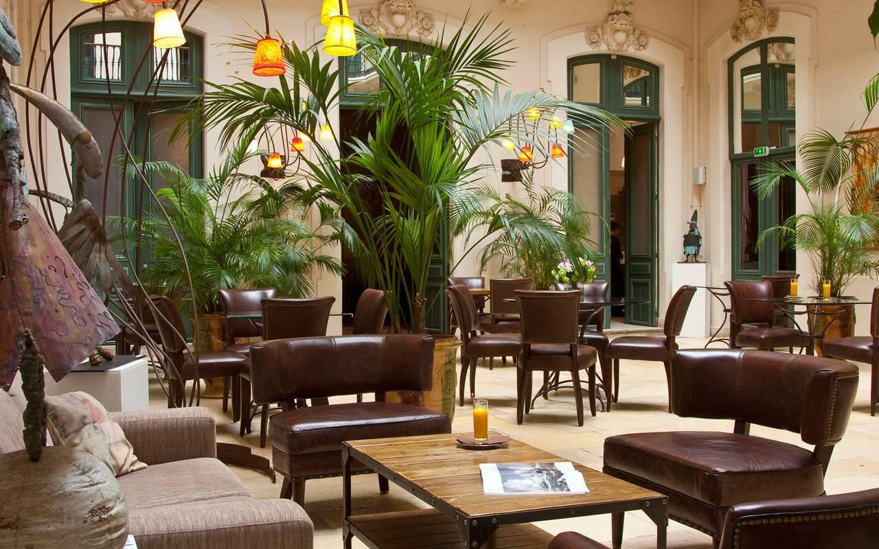 hotel sur le canal de s te grand h tel de s te contact acc s. Black Bedroom Furniture Sets. Home Design Ideas